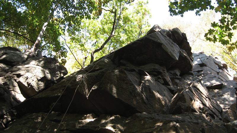 Скалы Дениши