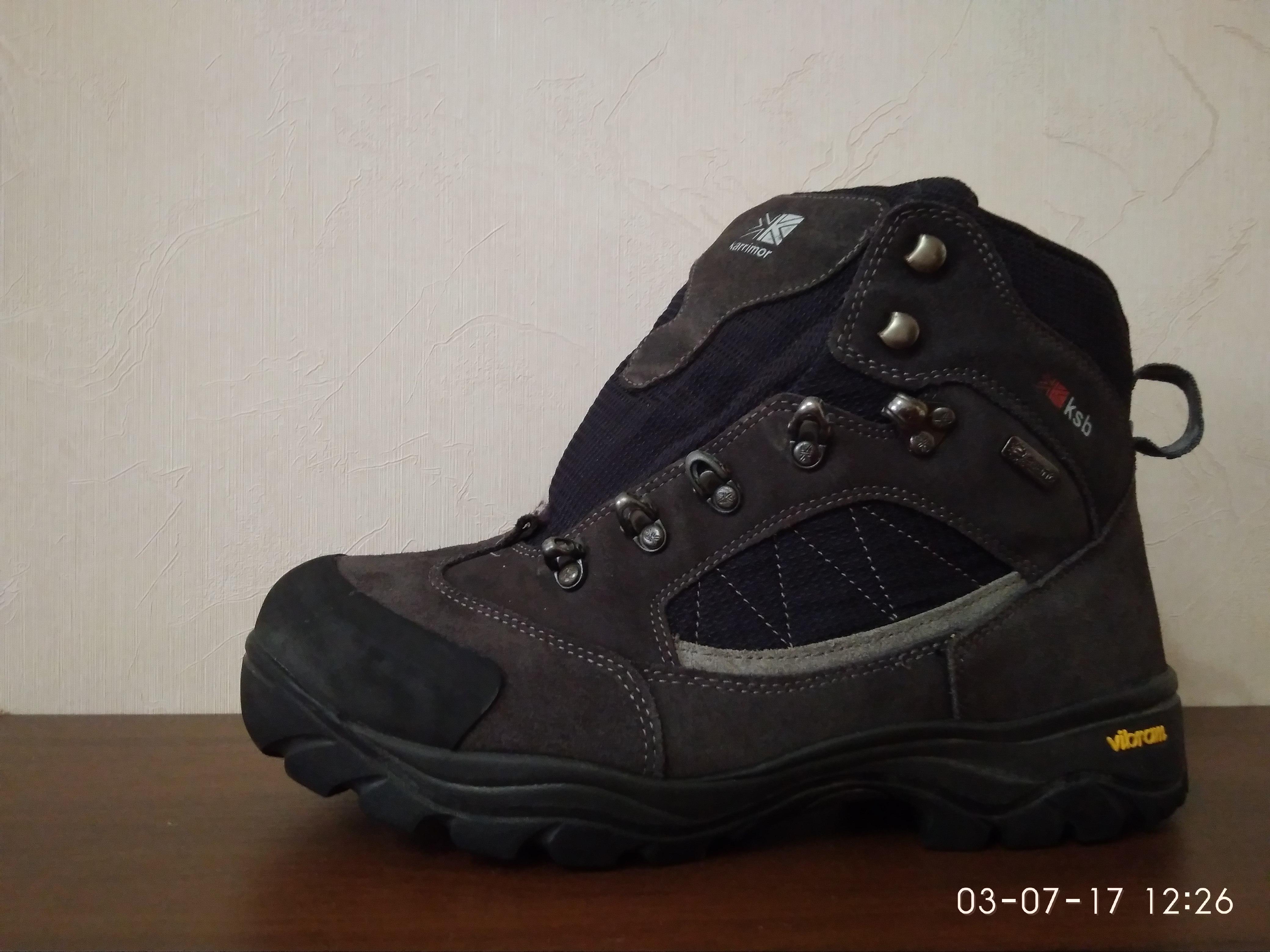 Треккинговые ботинки Керримор