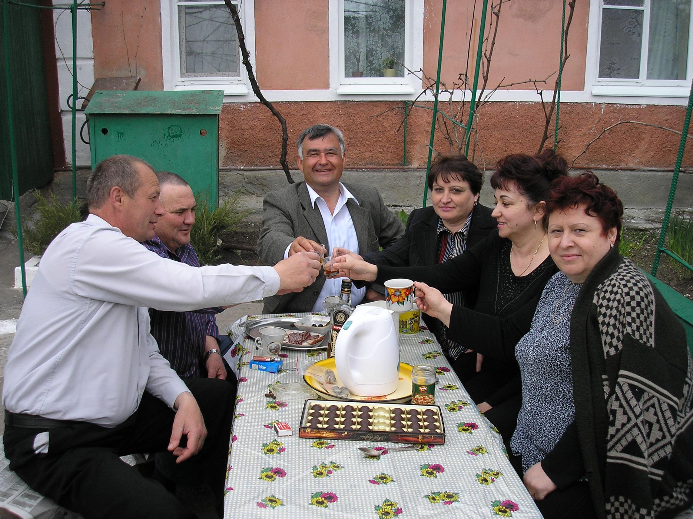 Сватовство в Украине