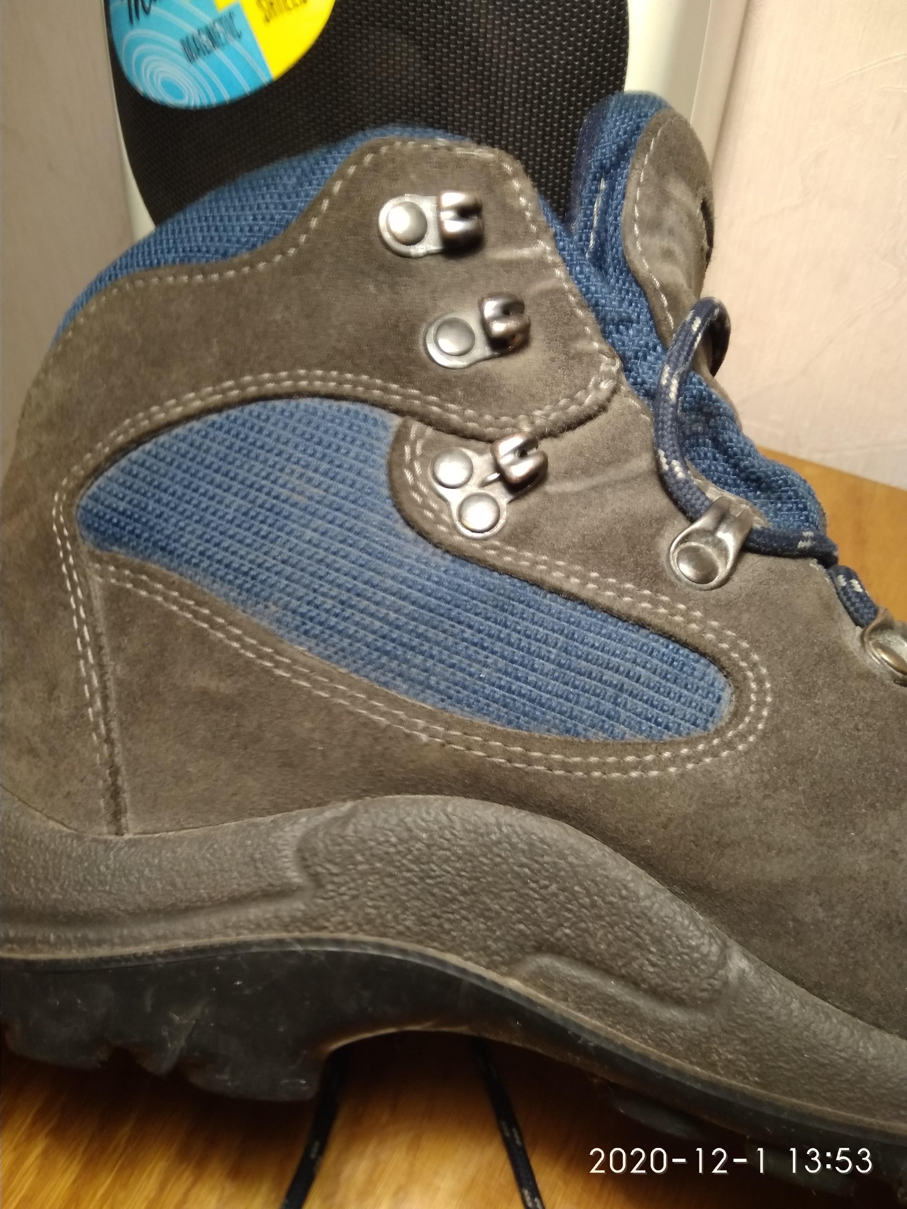 Треккинговая обувь.