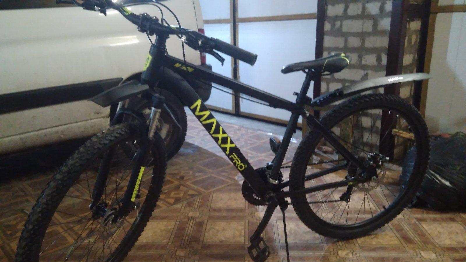 Велосипед горный на колесах 27,5