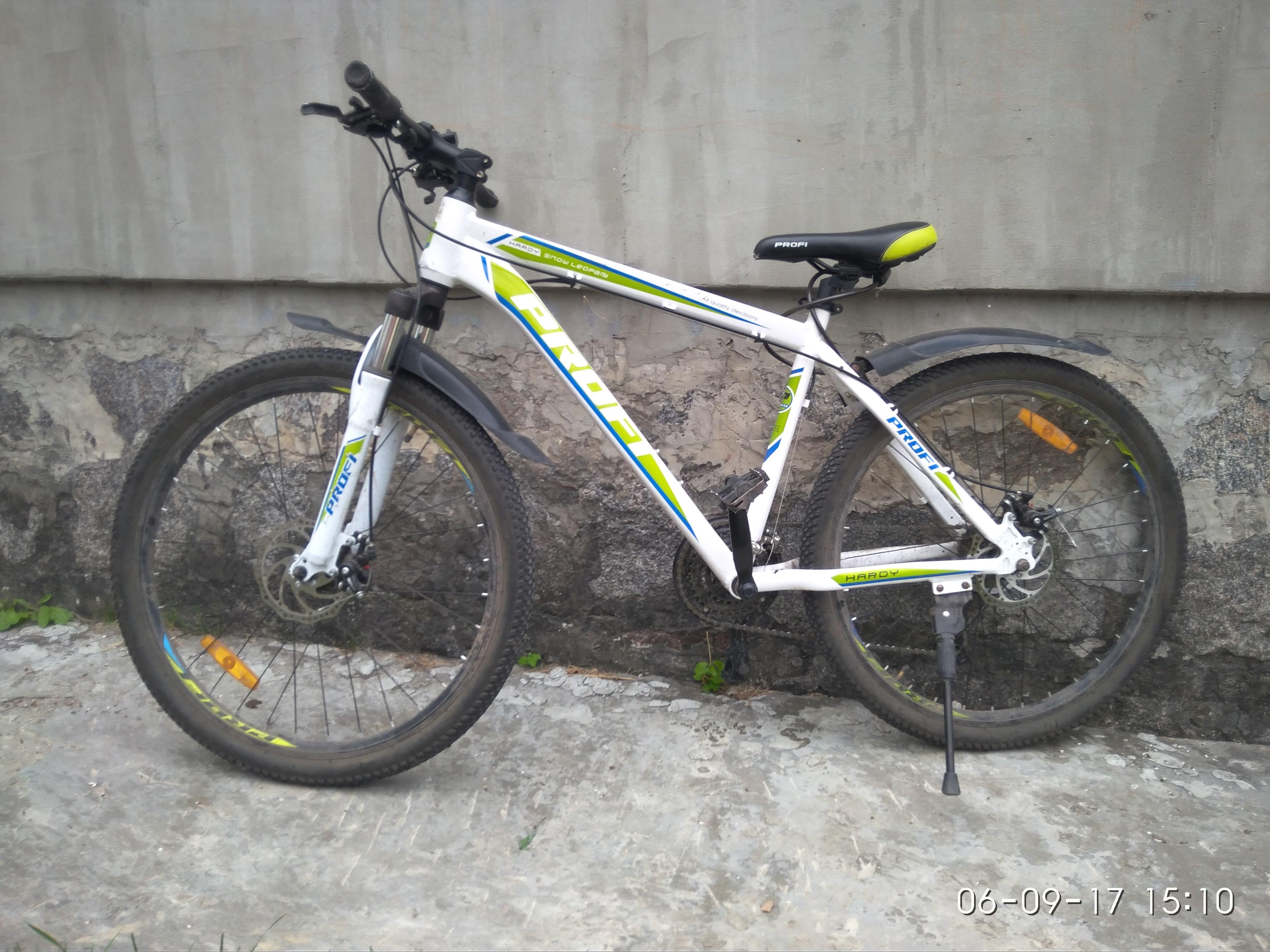 Велосипед Оптима