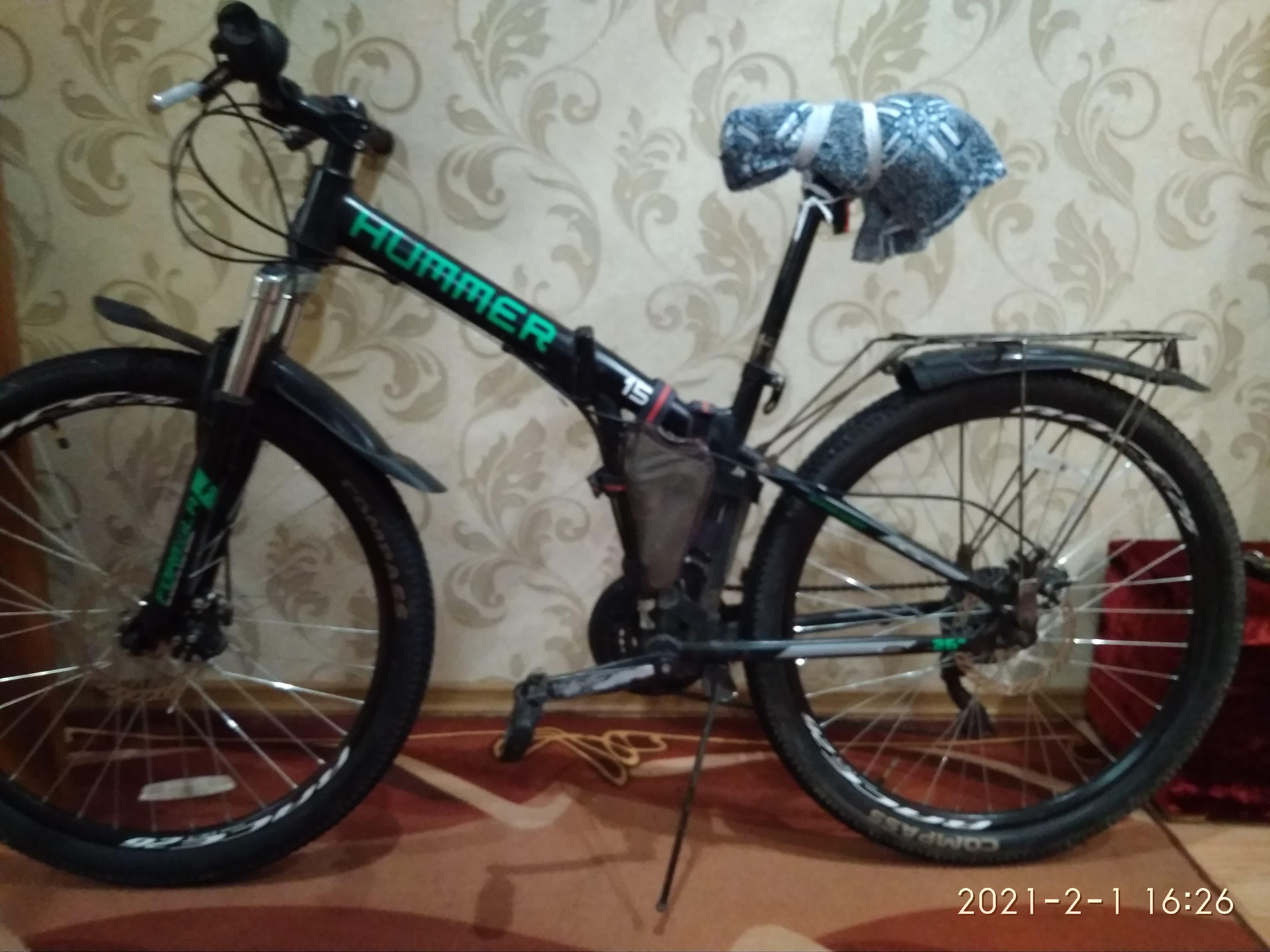 Велосипед Формула Хаммер