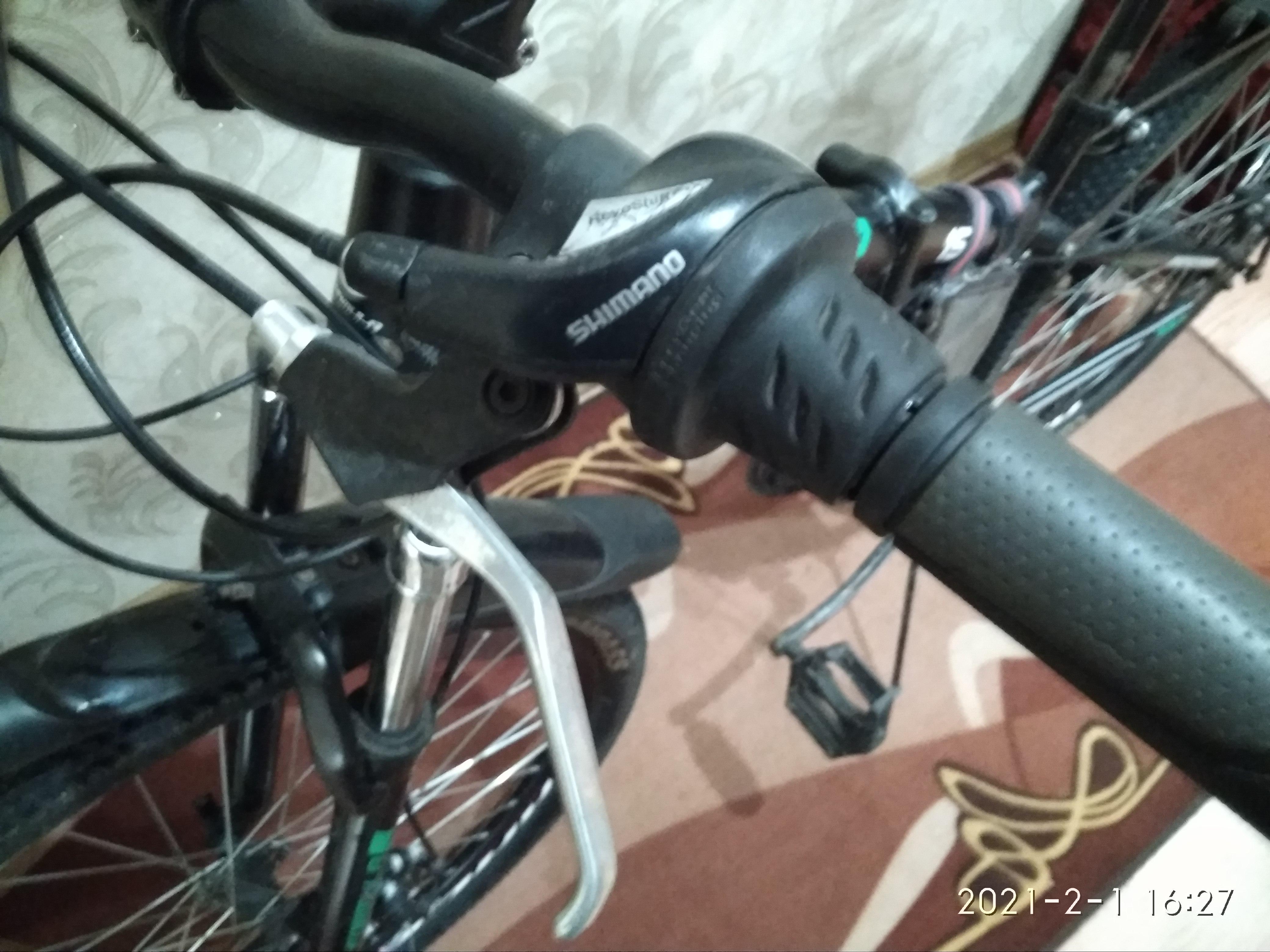 Велосипед переключатели Шифтеры