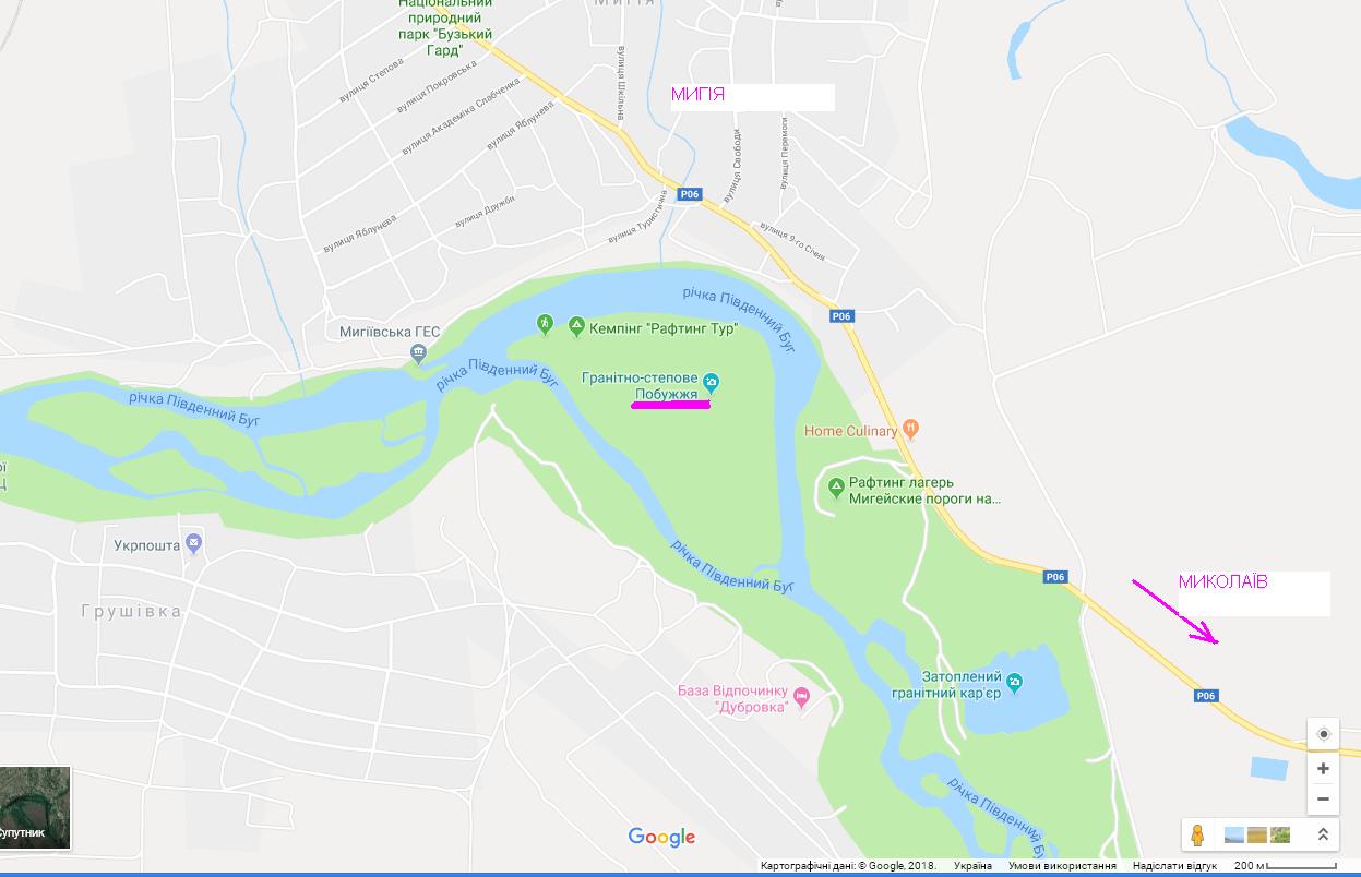 На Google карте хостел Кровать