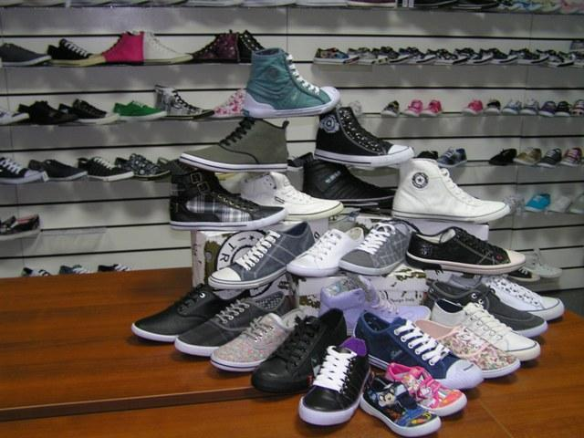 industry concentration ratio athletic shoes