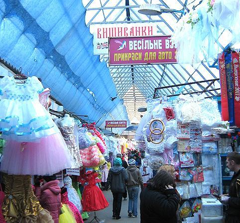 Головна визначна пам ятка Хмельницького регіону-оптовий ринок ... e6a4b3c744012