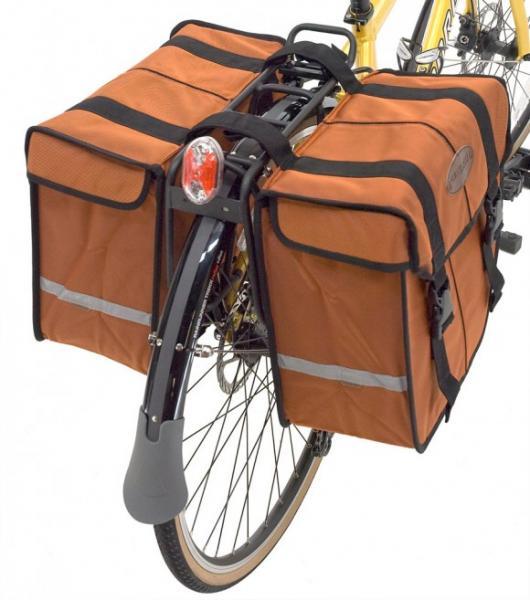 Сумка велосипедная