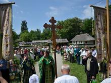 В Пирогово на Троицу