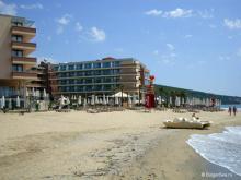 Болгария. пляж Элените