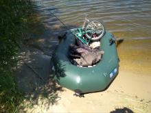 Мій човен для риболовлі