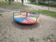 Детская дворовая площадка