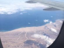 Средиземное море. Египет.