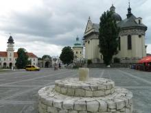 Місто Жовква