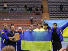 Команда Украины - Кубок Дэвиса 2012