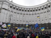 Европротесты в Киеве