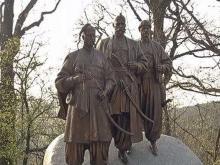 Памятник украинцам-освободителям  в Австрии