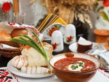 Завтрак украинца