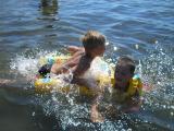 Кинбурнская коса. Черное море